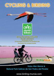 Cartel Cycling Birding (PRUEBA)