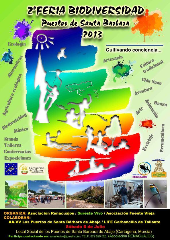 Cartel Segunda Feria Biodiversidad (min)