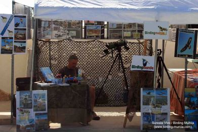 Birdingmurcia - Second Bio Fair 01